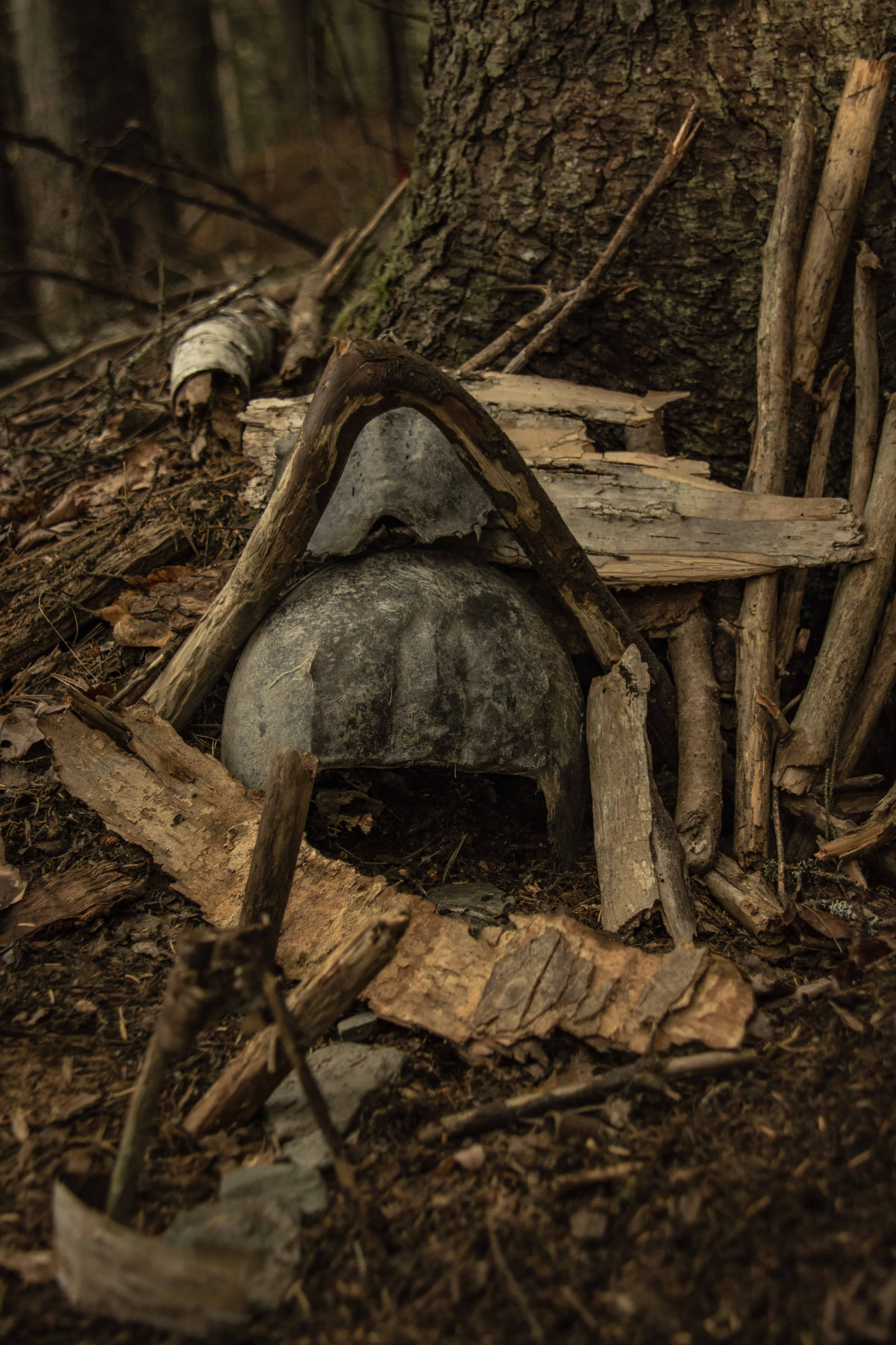 THE ELUSIVE MAINE FAIRY HOUSE